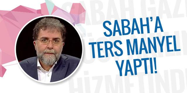 Ahmet Hakan Sabah'a
