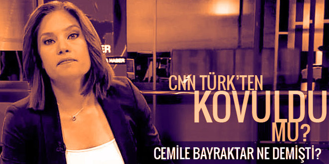 Nevşin Mengü CNN Türk'ten kovuldu mu?