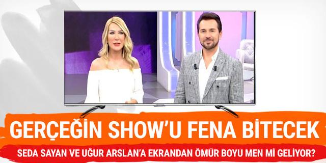 Milliyet yazarı, Seda Sayan ve Uğur Arslan'ı bombaladı
