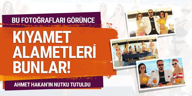 Ahmet Hakan: Adnan Oktar ve kedicikleri kıyamet alameti