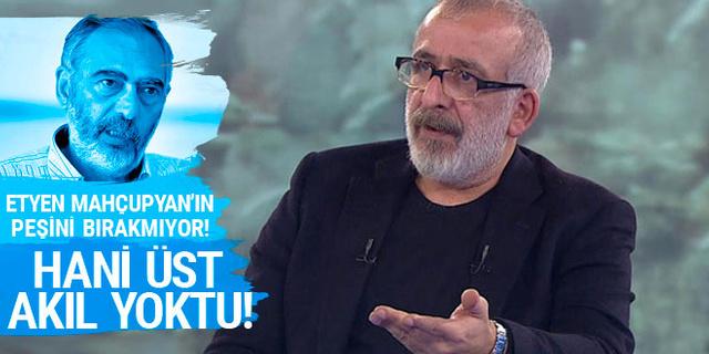Ahmet Kekeç, Etyen Mahçupyan'ın peşini bırakmıyor!