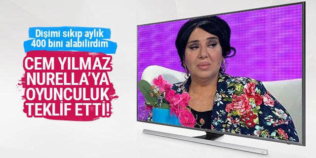 Nur Yerlitaş: Dişimi sıkıp aylık 400 bin liramı alabilirdim ama!..