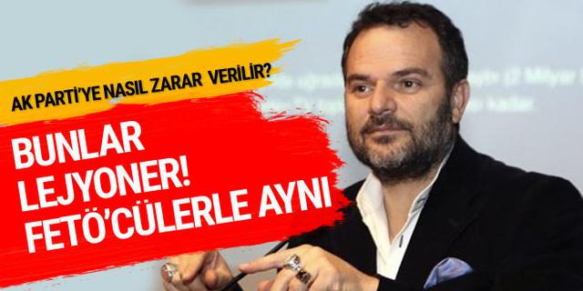 Kemal Öztürk'ten sert eleştiri: Bunlar lejyoner