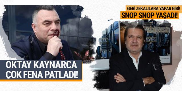 Oktay Kaynarca ünlü reklamcının reklamcılığını yerin dibine soktu!