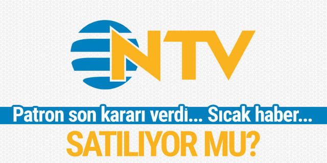 Doğuş NTV'yi satıyor mu?.. İşte son iddia...