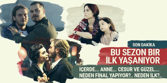 Türk televizyonlarında bir ilk yaşanıyor...