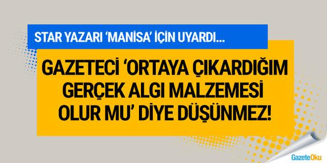Gazeteci 'milli' mi olmalı 'devletçi' mi?..