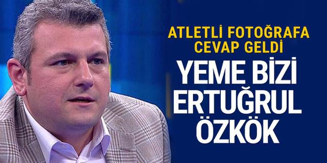 Özkök'ün atletli fotoğrafına Ersoy Dede'den cevap
