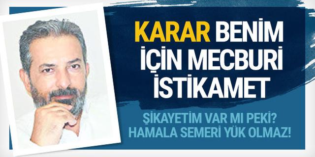 Akif Beki, Karar'da neden yazmaya başladığını anlattı