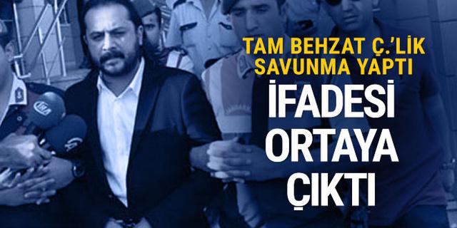 Emrah Serbes'ten tam Behzat ç.'lik itiraf; uyuşturucu-alkol...