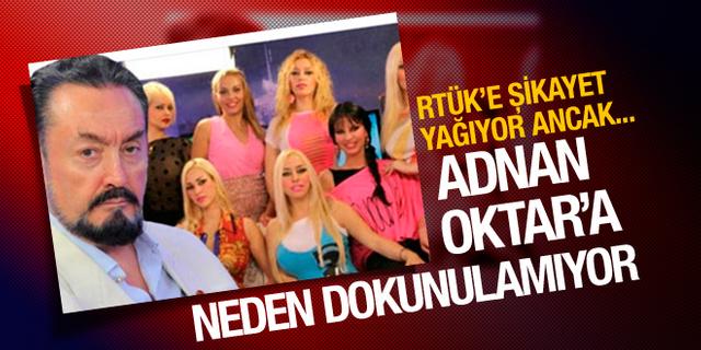Adnan Oktar için RTÜK'e şikayet yağıyor ancak...