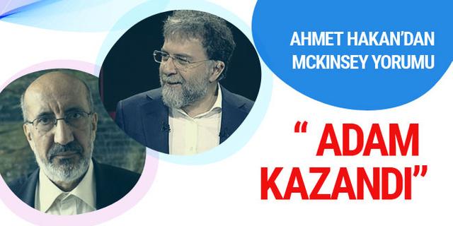 Ahmet Hakan'dan Abdurrahman Dilipak yorumu: Adam kazandı
