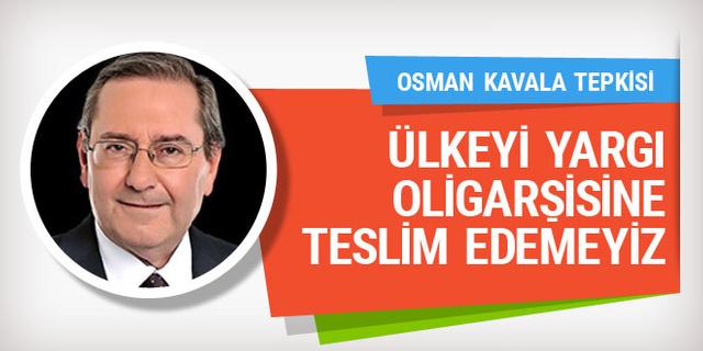 Ardan Zentürk'ten Osman Kavala tepkisi: