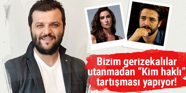 Candaş Tolga Işık'tan Sıla yorumu: Bizim gerizekalılar utanmadan...