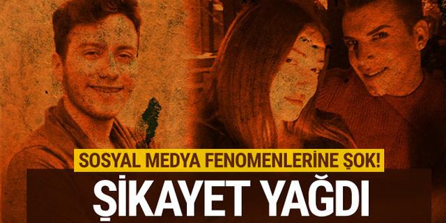 Sosyal medya fenomenleri Enes Batur, Kerimcan ve Danla Bilic'e şok!