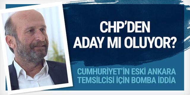 Erdem Gül CHP'den aday mı oluyor?