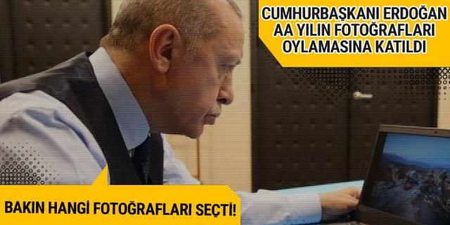 Cumhurbaşkanı Erdoğan'ın oyu