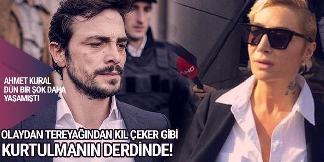 Esin Övet yazdı: Ahmet Kural olaydan tereyağından kıl çeker gibi kurtulma derdinde