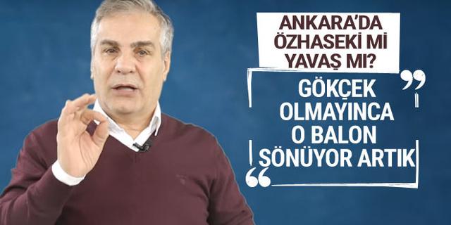 Mehmet Özhaseki mi, Mansur Yavaş mı?