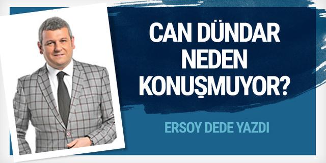 Ersoy Dede Can Dündar'ı yerden yere vurdu!