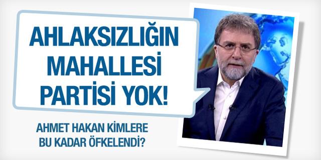 Ahmet Hakan'ı isyan ettiren muhalif troller!