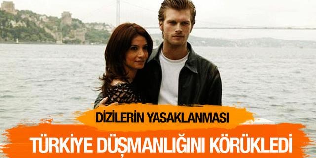 MBC'nin dizi yasağı 'Türkiye karşıtlığını körükledi'