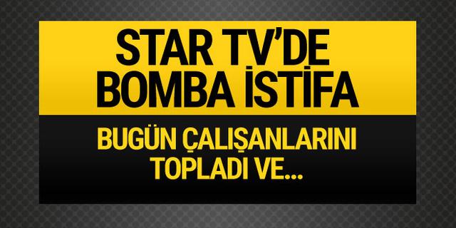 STAR TV Genel Müdürü Ömer Özgüner istifa etti