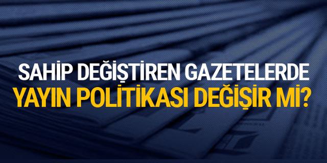 Fehmi Koru: Sahip değiştiren gazetelerde yayın politikası değişir mi?
