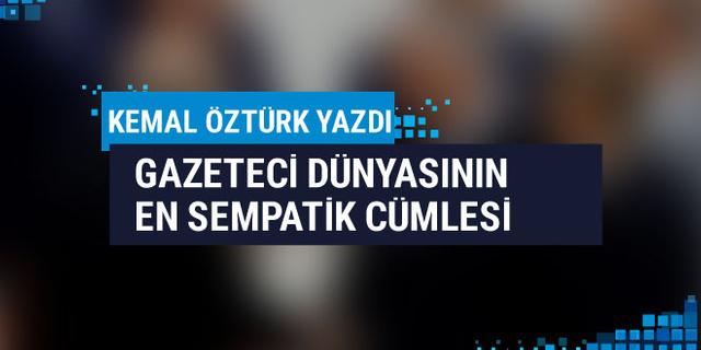 Kemal Öztürk: Erken seçim kararının perde arkası!
