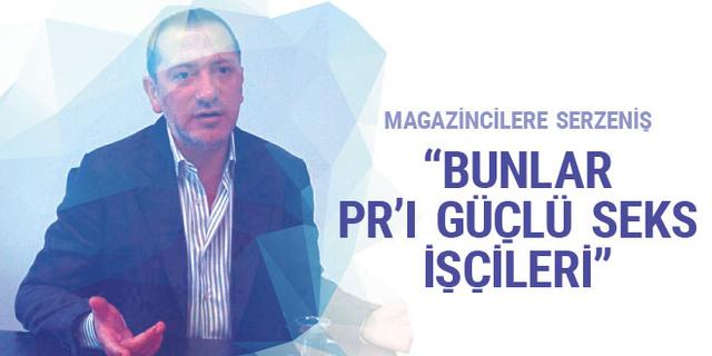 Fatih Altaylı'dan magazincilere serzeniş