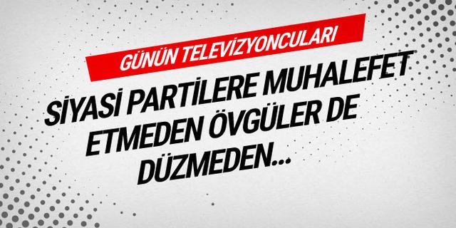 Meliha Okur-Merve Mina Yıldırım günün televizyoncuları