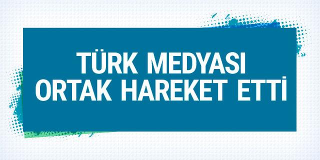Cengiz Semercioğlu: Türk medyası ortak hareket etti