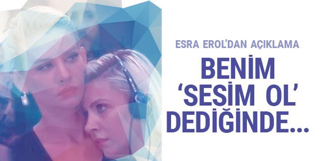 Esra Erol'dan programda ihanet açıklaması!