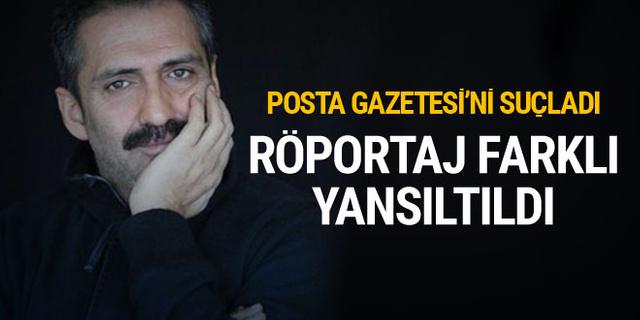 Yavuz Bingöl'den eleştirilere cevap! Röportaj farklı yansıtıldı