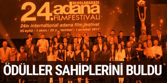 Adana Film Festivali'nde ödül alanlar belli oldu!
