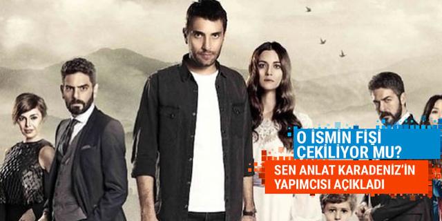İrem Helvacıoğlu'nun fişi çekiliyor mu Sen Anlat Karadeniz'in yapımcısı açıkladı