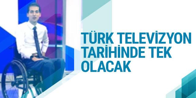 Türk televizyon tarihinde tek olacak!