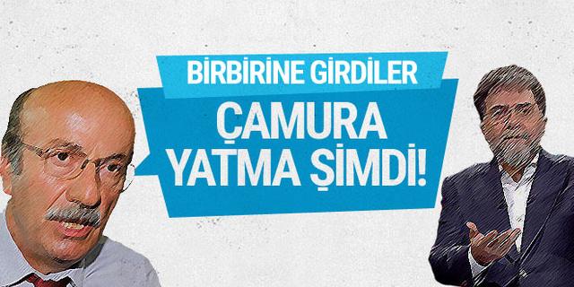 Ahmet Hakan'la CHP'li Mehmet Bekaroğlu birbirine girdi