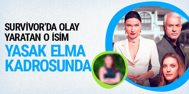 Survivor'dan Yasak Elma'ya transfer!