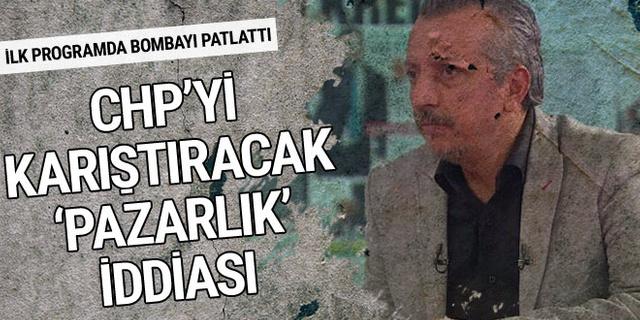 Murat Kelkitlioğlu'ndan bomba CHP iddiası: Adaylık pazarlığı 3 milyon TL'den başlıyor!