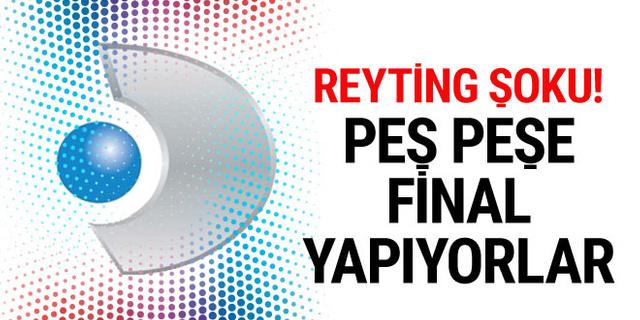 Kanal D'nin peş peşe iki dizisi final yapıyor! Reyting şoku