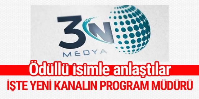 3N Medya'nın yeni haber kanalının Program Müdürü kim oldu?