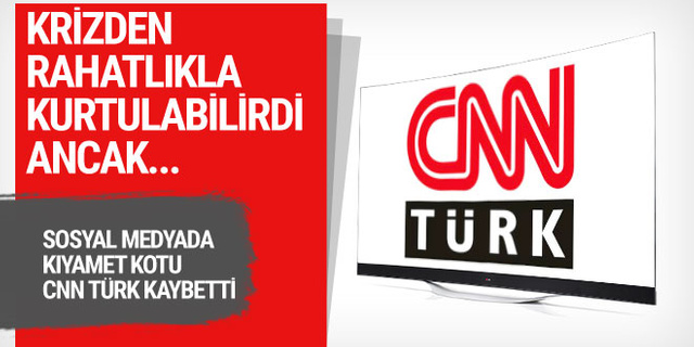 CNN Türk kaybetti