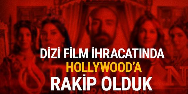 Türk dizileri dünyayı sallıyor! İhracatta Hollywood'a rakip olduk