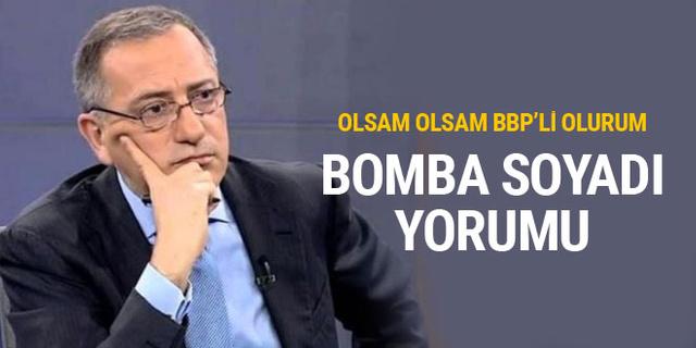 Fatih Altaylı'dan bomba soyadı yorumu