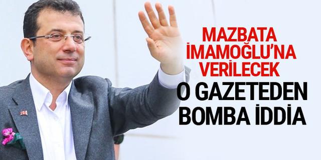 Türkiye Gazetesi'nden olay başlık mazbata Ekrem İmamoğlu'na verilecek