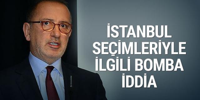 Fatih Altaylı'dan İstanbul seçimleriyle ilgili bomba iddia!