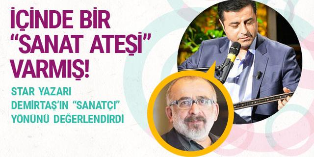 Ahmet Kekeç Selahattin Demirtaş'ın öyküleri için ne dedi?