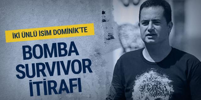 Acun Ilıcalı'dan bomba Survivor itirafı! İki ünlü isim Dominik'te