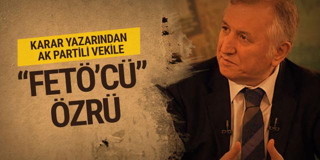 Karar yazarından AK Partili vekile